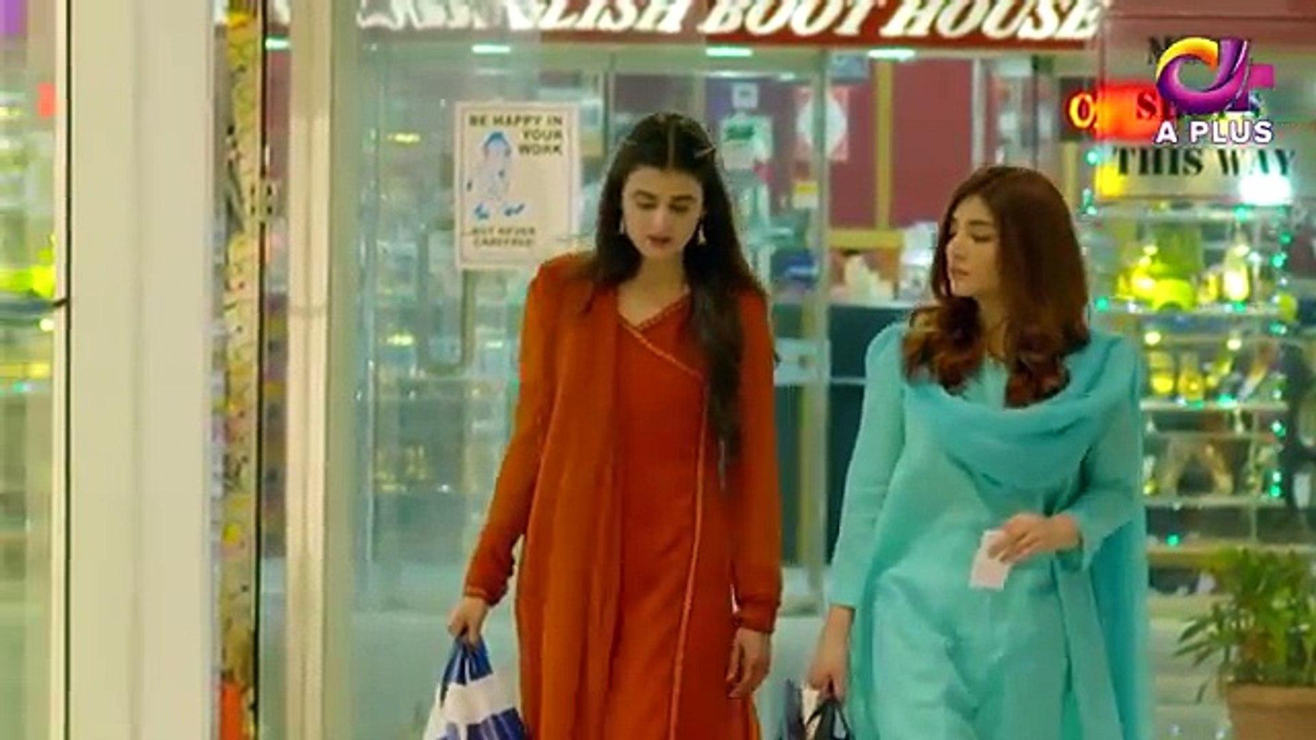 Thays - Episode 17 - Aplus Dramas - Hira Mani, Junaid Khan - Pakistani Drama