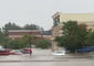 Flooding Swamps Cars at Little Falls, New Jersey, Mall