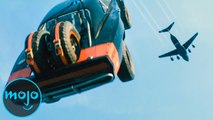 Top 10 Craziest Car Stunts In Movies
