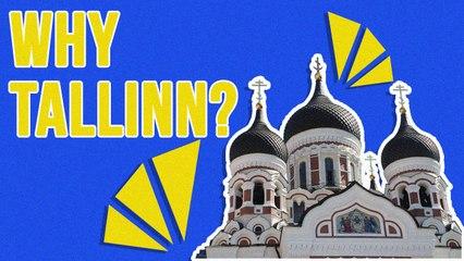 Why You Should Go To Tallinn