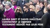 PHOTOS. David Hallyday fête ses 52 ans : retour sur sa relation tumultueuse avec son père Johnny Hallyday