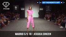 JESSICA CONZEN Madrid Fashion Week Spring/Summer 2019 Full | FashionTV | FTV