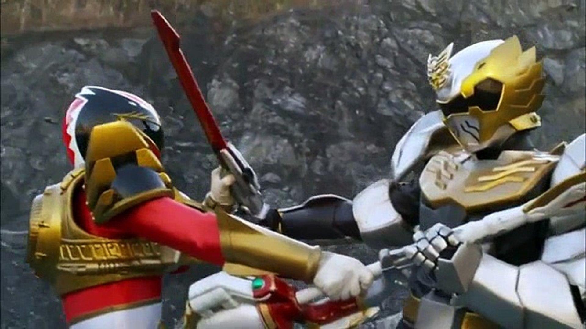 Power Rangers Megaforce S02 E17 Video Dailymotion
