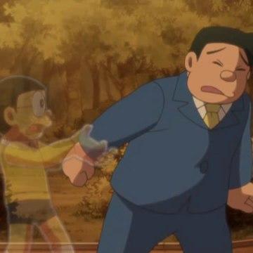 Doraemon (2005) - O plan de Nobita para a pedida