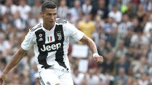 Le premier but de Cristiano Ronaldo à la Juventus Turin