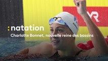 Natation : Charlotte Bonnet, nouvelle reine des bassins