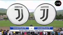 JUVE A vs JUVE B 5-0 (1° Tempo Integrale) - La prima partita di CR7 con la maglia della Juventus - 12.08.2018