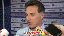 «Des regrets» pour Pélissier - Foot - L1 - Amiens
