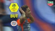 But Pedro MENDES (5ème) / Montpellier Hérault SC - Dijon FCO - (1-2) - (MHSC-DFCO) / 2018-19
