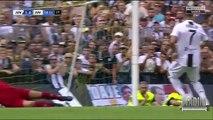 (First Gol Cristiano Ronaldo with Juventus) Juventus vs Juventus U21  5-0 Highlights 12/08/2018