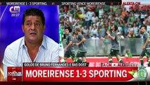 Moreirense 1 x 3 Sporting - Análise de Fernando Mendes e Paulo Futre - 12 Agosto 2018 (PPM)
