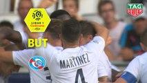 But Ibrahima SISSOKO (68ème) / Girondins de Bordeaux - RC Strasbourg Alsace - (0-2) - (GdB-RCSA) / 2018-19