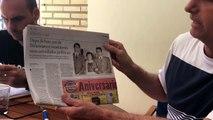No Dia dos Pais, jornal OGlobo calunia o meu falecido e Revistas Istoé e Época seguem a mesma linha.