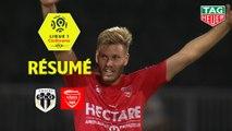 Angers SCO - Nîmes Olympique (3-4)  - Résumé - (SCO-NIMES) / 2018-19