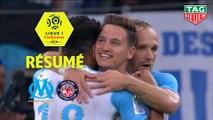 Olympique de Marseille - Toulouse FC (4-0)  - Résumé - (OM-TFC) / 2018-19