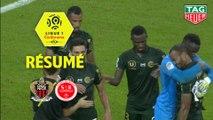 OGC Nice - Stade de Reims (0-1)  - Résumé - (OGCN-REIMS) / 2018-19