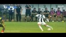 Primer gol de Cristiano con la Juventus | Juventus | Serie A | Futbol Internacional | 2018