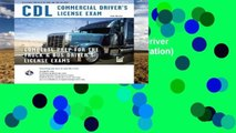 Full E-book  CDL - Commercial Driver s License Exam (CDL Test Preparation)  Best Sellers Rank : #3