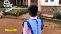 """« UN JOUR AVEC… Hasina »En malgache, « Aïna » signifie « la vie », « le souffle de vie ». """"Aïna"""" est aussi une association réunionnaise qui, depuis treize an"""