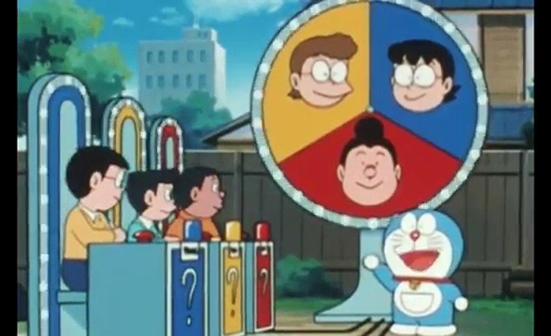Doraemon In Telugu Family Swapping Machine The Good Time Machine Video Dailymotion