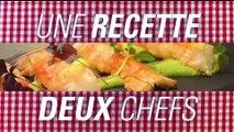 "Le combat des Chefs: ""Anthony Jehanno"" VS ""Thierry Seychelles"""