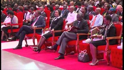 President  Uhuru Kenyatta says he lost friends in war on graft