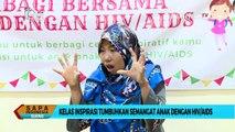 Kelas Inspirasi Tumbuhkan Semangat Anak Dengan HIV/AIDS