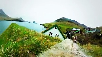 Success! Sheep helped the Faroe Islands get on Google Maps!How do you map the Faroe Islands if Google Street View won't? Use a sheep! We have therefore ma