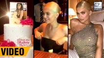 Kylie Jenner Continues Her 21st Birthday Celebrations In Las Vegas