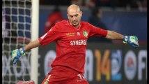 Le gardien français Rémy Riou s'engage pour 2 saisons avec Charleroi