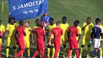 N2 : les buts de FC Mantois - FC Nantes (0-3)