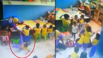 Duo nabbed for allegedly abusing children at Melaka kindergarten