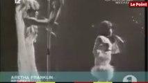 Aretha Franklin : Respect (LIVE, 1967)