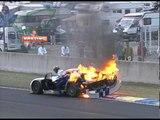 1998 Le Mans 24 hour race - Porsche - Mercedes - Nissan - BMW - Toyota
