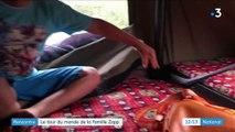 Voyage : le tour du Monde de la famille Zapp