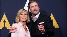 Olivia Newton-John & John Travolta Celebrate 40th Anniversary Of Grease