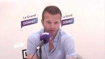 """Thomas Chatelle: """"Fier du parcours de Courtois"""" - Le Grand Debrief"""