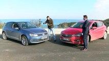 Oto Fark...  Volkswagen Golf - Opel Astra karşılaştırması... Bölüm 2