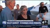 """Hulot - Bardot: """"Nicolas Hulot a eu un coup de chaud, il faudrait qu'il se calme"""", estime Henry-Jean Servat"""
