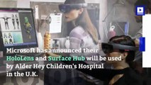 Hospital to Use HoloLens for Critical Children's Surgeries