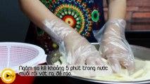 Cách làm Sa kê chiên bột giòn rụm (siêu ngon) - Cooky TV