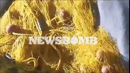 Βίντεο ντοκουμέντο από τη Λέρο