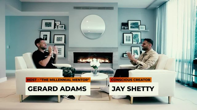 LCL Season 4 EP1: How To Detach From Your Ego - Jay Shetty