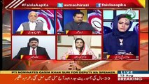 PM Ke Election Ki Voting Ke Waqt Kya Upset Hosakta Hai  Hamid Mir Tells.