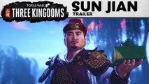 Total War : Three Kingdoms - Bande-annonce Sun Jian