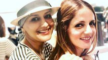 Sussanne Khan shares special message for Sonali Bendre | FilmiBeat