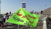 - Arafat'ta Hazırlıklar Hızlandı- Ağustos Ayında 55 Derece Sıcaklıktan Türk Hacı Adaylarının Etkilenmemesi İçin Diyanet Bu Yıl Büyük Çadırları Salon Tipi Yerine Sanayi Tipi Klimalar İle Soğutacak- En Önemli Hac Farzlarından Arafat Va...