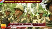 Jammu & Kashmir news II  LoC, International Border put on special alert