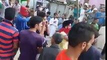 Kashmir peoples celebrating independence day of Pakistan   independence day in Jamu Kashmiri