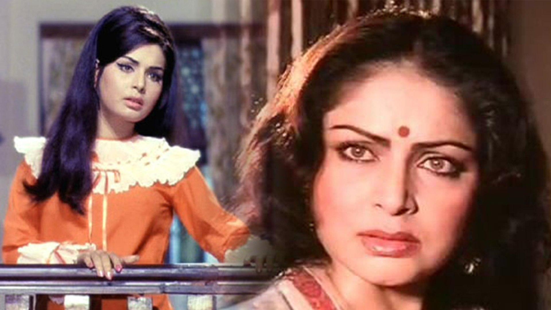 Rakhee Gulzar Biography: When Rakhee was beaten by Gulzar, here's why    FilmiBeat